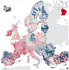 Why Do Western Maps Shrink by Where Europe Shrinks And Where It Grows Big Think