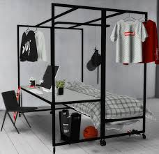 hybrid bed desk frame set 20 objects download