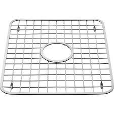 interdesign sink grid with drain hole 12 75