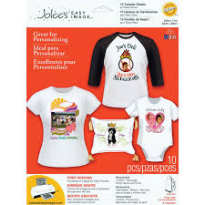 amazon com jolee u0027s boutique easy image iron on transfer paper