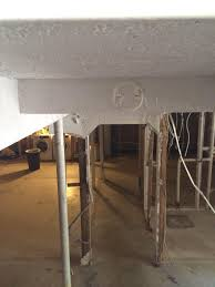 not enough headroom for existing basement stairs carpentry diy