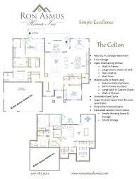 Multi Generational Floor Plans by Floor Plans Designs And Layouts Kennewick Wa
