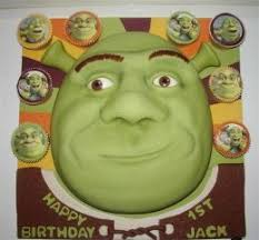27 best shrek cake images on pinterest shrek cake birthday