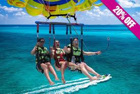 parasailing in cancun cancunrivieramaya