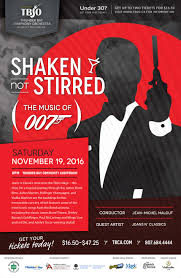 vodka martini shaken not stirred tbso shaken not stirred u2013 the music of james bond tbshows