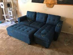 sofa navy blue settee navy blue couches living room green sofa