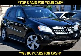 used m class mercedes for sale 2009 mercedes m class ml350 4matic 4dr 3 5l suv for sale in