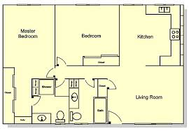 two bedroom two bathroom house plans 3 bedroom 2 bath house plans ideas for remodel the inside of the