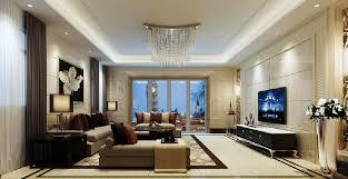 Modern Style Living Room 3d House Part 4