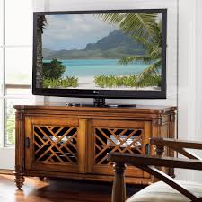 Media Console Furniture by Tommy Bahama Island Estate Grand Bank Media Console Hayneedle