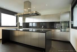 black granite kitchen island stainless steel kitchen cabinets with black granite countertops