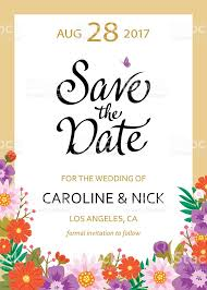 save the date wedding cards save the date wedding card stock vector more images of