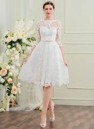 knee length wedding dress knee length wedding dresses affordable 100 jj shouse
