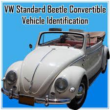 vw vin identification vehicle identification jbugs