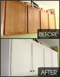 How To Make Kitchen Cabinets Look New 12 Insanely Clever Molding And Trim Projects Light Rail