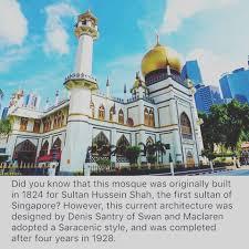 design masjid indah keindahan senibina masjid singapura dangau indah chalet