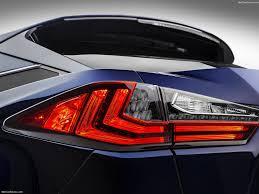 Lexus Rx 450h 2016 Pictures Information U0026 Specs