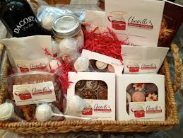 dessert baskets dessert sler baskets chanelle s heavenly treasures
