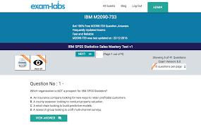 m2090 733 ibm real exam questions 100 free exam labs