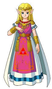 which design of princess zelda do you like the most the legend