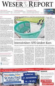 Zurbr Gen Esszimmerstuhl Weser Report West Vom 23 11 2016 By Kps Verlagsgesellschaft Mbh