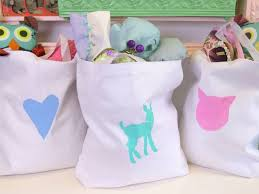 crafting for kids diy personalized tote bag