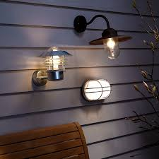Wall Lights Online Buy Nordlux Luxembourg Outdoor Wall Light U0027weathered U0027 Finish