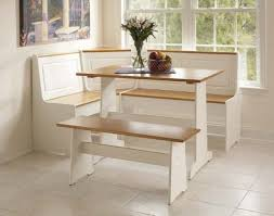 Kitchen Table Sets With Bench Seating Dining Room Cool Dining Furniture Design With Cozy Nook Dining