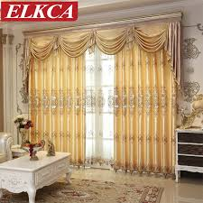 European Lace Curtains Tulle Curtains For Bedroom Sheer Lace Curtains For Living