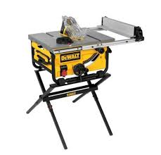 dewalt table saw review dewalt dwe7480xa 10 inch compact job site table saw review hometiptop