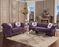 Sofa And Loveseat Sets Zaffiro Lavender Sofa U0026 Loveseat Set Dallas Tx Living Room Set