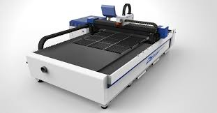Laser Cutting Table 500w 1000w Fiber Laser Cutting Machine Cutting Metal Steel