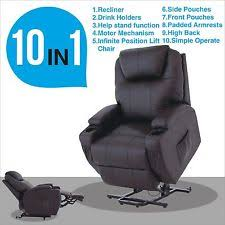 Used Lift Chair Recliners For Sale Power Recliner Furniture Ebay