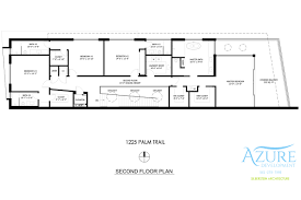 Azure Floor Plan Delray Modern Intracoastal Azure Development
