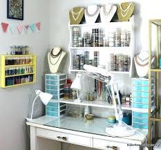 Small Craft Desk Craft Desks With Storage Netup Me