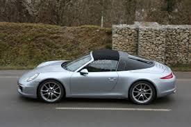 targa porsche 4s spyshots new porsche 911 targa almost undisguised autoevolution