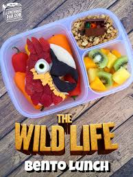 learn how to make my parrot lunch inspired by the new movie the
