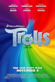 trolls movie script