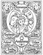 saint patricks coloring pages st patrick coloring church