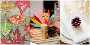 thanksgiving place cards ideas divascuisine