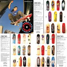 vert is dead intensity skates 1991 catalog 1