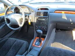 1999 Toyota Solara Interior 2002 Toyota Solara I Coupe U2013 Pictures Information And Specs