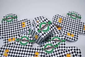 Excepcional Forminha para doce Boteco e Chá Bar Heineken @CJ99