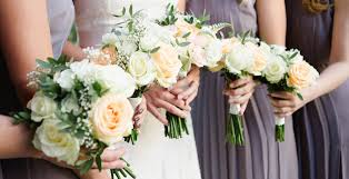 bridesmaid bouquets bridesmaids bouquets achor weddings
