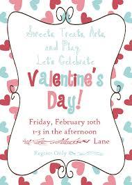 Invitation Card Sample Wording Elegant Valentine U0027s Day Party Celebration Invitation Card Design