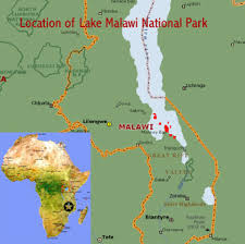 africa map malawi lake malawi national park malawi world heritage