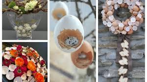 eggshells easter decor ideas spring decorating ideas youtube