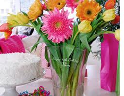 Personalized Flower Vases Wedding Ideas Personalized Wedding Vases