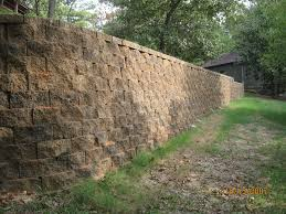 Garden Retaining Wall Blocks by How To Build Landscape Timbers Ideas Design Ideas U0026 Decors