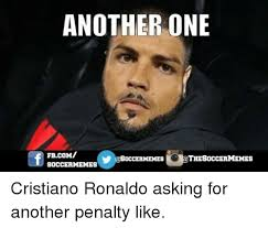 another one fbcom thesoccermemes soccer memes cristiano ronaldo